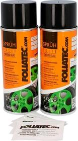 Pellic.Spray verde luci. 400ml 2pz Spray per cerchioni FOLIATEC 620283600000 N. figura 1