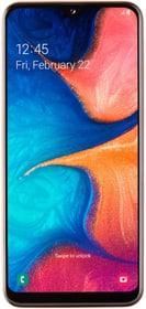 Galaxy A20e Coral Smartphone Samsung 785300144151 Photo no. 1