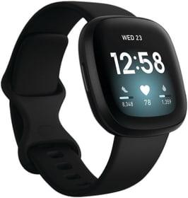 Versa 3 Schwarz Smartwatch Fitbit 798753900000 Bild Nr. 1