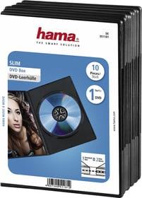 DVD Slim Box 10 pièces Boîtier pour DVD Hama 787517000000 Photo no. 1