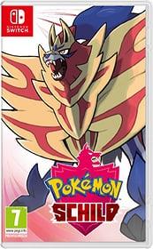 NSW - Pokémon Schild D Box Nintendo 785300145364 Sprache Deutsch Plattform Nintendo Switch Bild Nr. 1