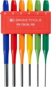 Splintentreiber-Satz 755 BL RB PB Swiss Tools 602768200000 Bild Nr. 1