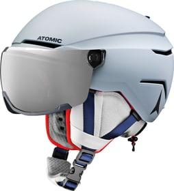 Savor Visor JR Wintersport Helm Atomic 461898550241 Farbe Hellblau Grösse 48-52 Bild-Nr. 1