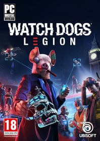PC - Watch Dogs: Legion Box 785300154490 Photo no. 1