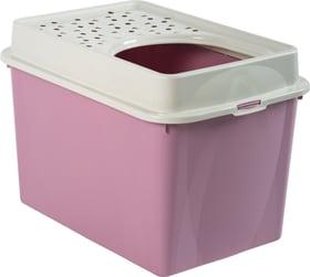 Le bac à litière pour chat Berty ouvert en haut Rotho 604045200000 Photo no. 1