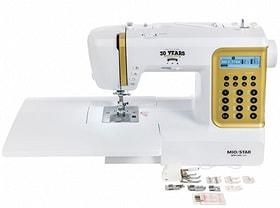30. Anniversary Ed. Chic 400 Computer macchina da cucire Mio Star 717484900000 N. figura 1