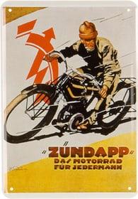 Signe de tôle Zünapp 605136000000 Photo no. 1