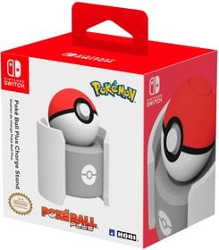 Switch Pokeball Plus Charge Stand Ladestation Nintendo 785300142167 Photo no. 1