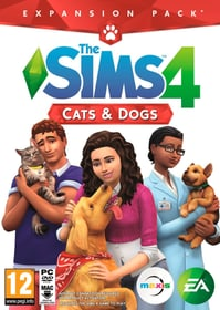 The Sims 4 Cats & Dogs- Expansion Pack Box 785300130425 N. figura 1