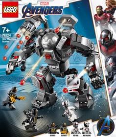 Marvel Super Hero 76124 LEGO® 748714200000 Photo no. 1