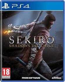 PS4 - Sekiro: Shadows Die Twice Box 785300141212 Sprache Deutsch Plattform Sony PlayStation 4 Bild Nr. 1