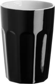 DORIANO Kaffeebecher 440299622020 Farbe Schwarz Grösse H: 10.3 cm Bild Nr. 1
