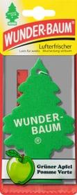 Mela verde Deodorante per ambiente WUNDER-BAUM 620112100000 Fragranza Mela verde N. figura 1