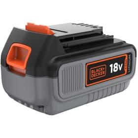 Batterie SLIDEPACK 18 Li / 4,0 Ah Batterie de rechange Black&Decker 616893000000 Photo no. 1