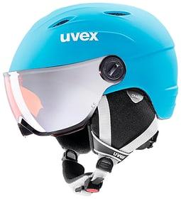 junior visor pro Casque de sports d'hiver Uvex 461875953541 Taille 54-56 Couleur bleu claire Photo no. 1
