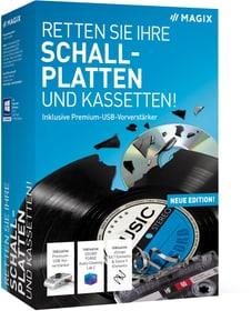 Retten Sie Ihre Schallplatten und Kassetten 2021 [PC] (D) Physisch (Box) Magix 785300155411 Photo no. 1