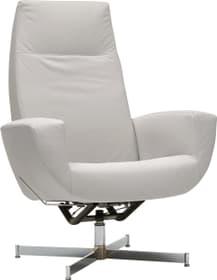 CHARLENE Sessel 402435607081 Grösse B: 77.0 cm x T: 80.0 cm x H: 105.0 cm Farbe Hellgrau Bild Nr. 1