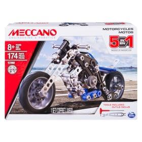 Meccano 5 Multimodell Set Motorrad