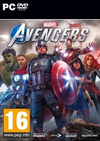 PC - Marvel's Avengers D Box 785300150911 Langue Allemand Plate-forme PC Photo no. 1