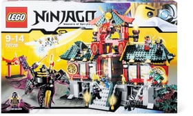 LEGO NINJAGO CITY 70728 LEGO® 74785070000014 Bild Nr. 1