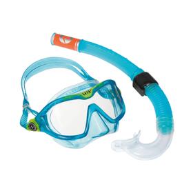Combo Mix Kinder-Schnorchel Set Aqua Lung Sport 464734500041 Farbe Hellblau Grösse Einheitsgrösse Bild-Nr. 1