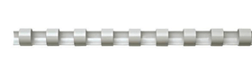 Plastikbinderücken 10mm Binderücken Fellowes 785300150859 Bild Nr. 1