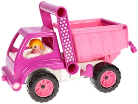 Princess Dump Truck Giocattoli di sabbia LENA® 745737400000 N. figura 1