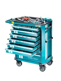 Werkstattwagen SWISS-TEAM 297 Technocraft 601296300000 Bild Nr. 1