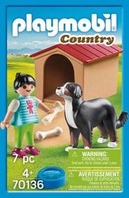 70136 Hofhund mit Hütte PLAYMOBIL® 748013200000 Bild Nr. 1