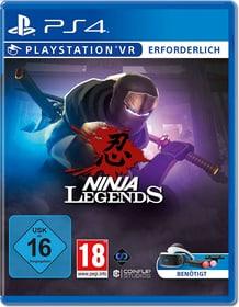 PS4 - Ninja Legends D Box 785300154612 N. figura 1