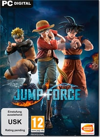 PC - Jump Force Download (ESD) 785300142275 Bild Nr. 1
