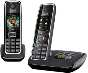 C530A Duo noir Téléphone fixe Gigaset 794058400000 Photo no. 1