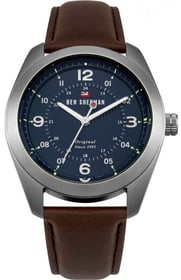 WBS110UBR Horloge bracelet Ben Sherman 760729300000 Photo no. 1