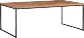 AVO Table basse 402142000000 Dimensions L: 120.0 cm x P: 70.0 cm x H: 45.0 cm Couleur Chêne rustique massif Photo no. 1
