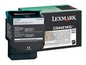 cartuccia di toner return C544X1KG nero