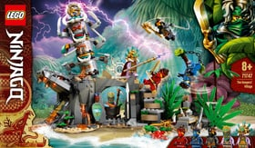 Ninjago 71747 Le Village des Gardie LEGO® 748762400000 Photo no. 1