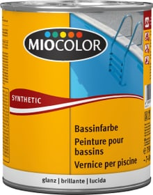 MC Peinture pour bassins bleu lido