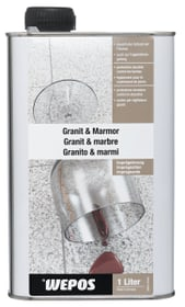 Imperméabilisant pour le granit et le marbre