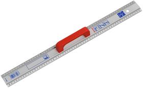 Mess- und Schneidlineal Comfort Lineale Lux 601424500000 Bild Nr. 1