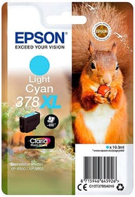 Cartouche d'encre 378XL light cyan Cartouche d'encre Epson 798550600000 Photo no. 1