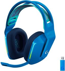 G733 Lightspeed 7.1 Surround-Sound RGB Headset Logitech G 785300160155 N. figura 1