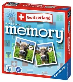 Switzerland Memory Jeux de société Ravensburger 747946900000 Photo no. 1