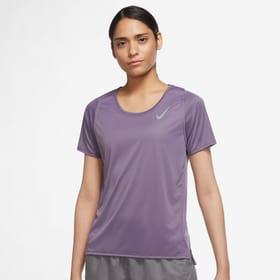 Dri-Fit Race Women's SS Running Top Laufshirt Nike 470469300345 Grösse S Farbe violett Bild-Nr. 1
