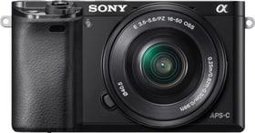 Alpha 6000 + 16-50mm PZ OSS schwarz Systemkamera Kit Sony 793414000000 Bild Nr. 1