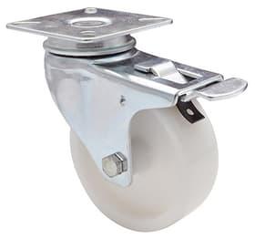 Roule.-d'app. pivo. D75 mm blocable Roulettes de l'appareil Wagner System 606433800000 Photo no. 1