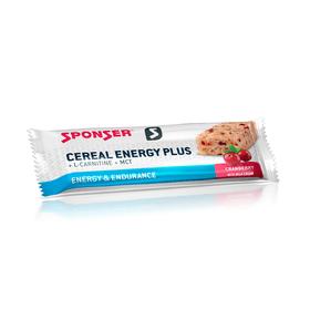 Cereal Energy Plus Riegel Sponser 491942700000 Bild Nr. 1