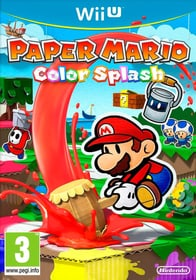 Wii U - Paper Mario: Color Splash Box 785300121253 Photo no. 1