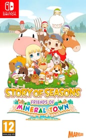 Story of Seasons: Friends of Mineral Town Box 785300152129 Langue Français Plate-forme Nintendo Switch Photo no. 1