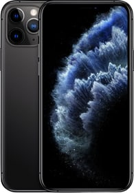 iPhone 11 Pro 256GB Space Grey Smartphone Apple 794645600000 Couleur gris sidéral Photo no. 1