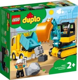 DUPLO Le camion et la pelleteuse 10931 LEGO® 748742100000 Photo no. 1
